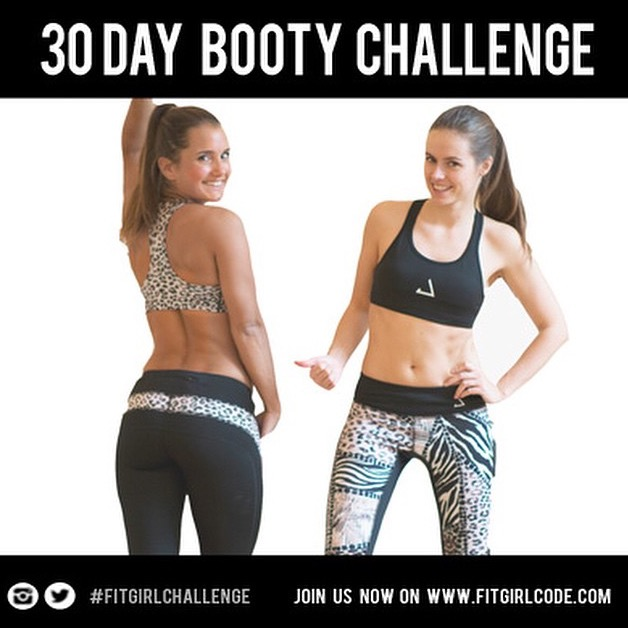 Booty Challenge