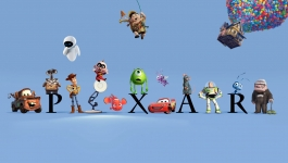 PIXAR INTERNATIONALE ART EXPOSITIE