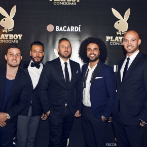 PLAYBOY CONDOMS LAUNCH PARTY