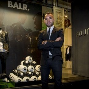 PERS OPENING BALR. POP-UP STORE