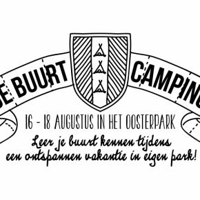 DE BUURTCAMPING 2013