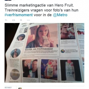 Hero Fruit & Thee