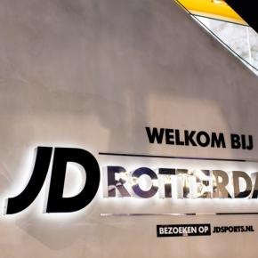 JD SPORTS OPENING ROTTERDAM