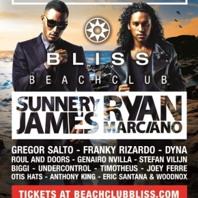 OPENING BEACHCLUB BLISS