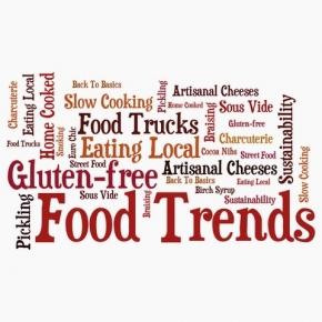 FOOD TRENDS 2014